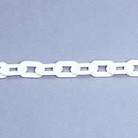 プラスチックチェーン (白) 1.5m (871-12)