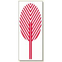 ジョイシール ストライプツリー ピンク (914-02)