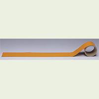 JIS配管識別テープ 黄赤 (その他用カラー) 150幅×2m (AC-9L)