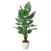 【送料無料】ポトス (人工観葉植物) 高さ100cm 光触媒 (206B150)