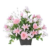 ハッピーパール (造花) 高さ32cm 光触媒 (330A50)