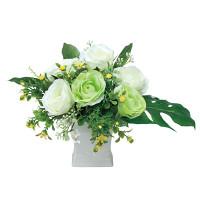 グリーンソフト (造花) 高さ20cm 光触媒 (549A30)