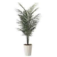 【送料無料】アレカパーム (人工観葉植物) 高さ190cm 光触媒 (602A300)