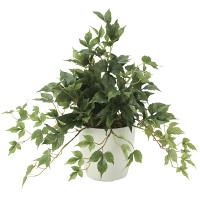 メイプルアイビーL (人工観葉植物) 高さ43cm 光触媒 (627A60)