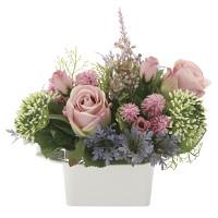 ダスティミラー (造花) 高さ21cm 光触媒 (759A38)