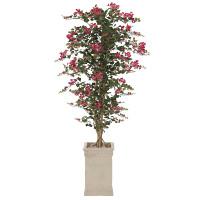 【送料無料】ブーゲンビリア (人工観葉植物) 高さ160cm 光触媒 (803A700)