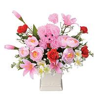 プチパール (造花) 高さ25cm 光触媒 (81A35)