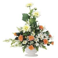 【送料無料】シュナーベル (壁掛タイプ) (造花) 高さ56cm 光触媒 (841A100)