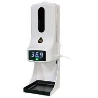 高機能自動検温 アルコールディスペンサー (EG-3Pro)