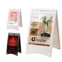 ミセル メッセージボード ホワイト 貼込式 小 (OT-550-870-8)