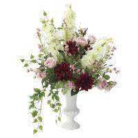 【送料無料】【2020年新商品】ジェニック (造花) 高さ65cm 光触媒機能付 (2059A140)