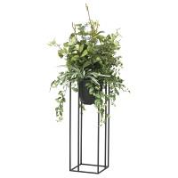 【送料無料】【2020年新商品】ミックスグリーンスタッド1.1 (人工観葉植物) 高さ110cm 光触媒機能付 (2095A350)