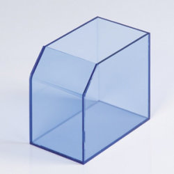 レシート回収BOX クリア (59493CLR)