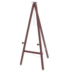 三角イーゼル Ver2.0 ブラウン