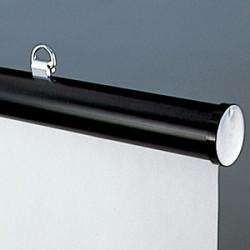 樹脂製メディアホルダー(樹脂タイプ) 25ABS-600 ブラック