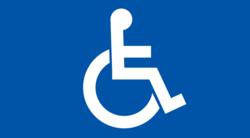 知っていますか?車椅子マークの正しい意味と正式名称