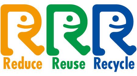 3R、知っていますか?循環型社会の実現のための3R推進運動のススメ