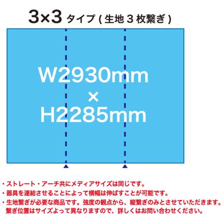 ■バナーサイズ(有効表示寸法)のご案内