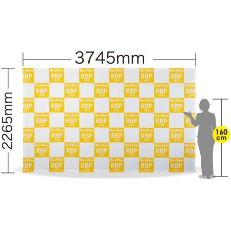 ■規格:3×5タイプの寸法イメージ