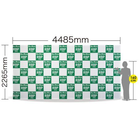 ■規格:3×6タイプの寸法イメージ