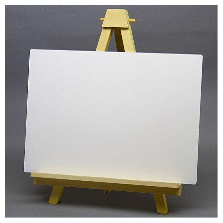■メッセージボードは白黒両面使用できます。(写真のイーゼルはナチュラルです。)
