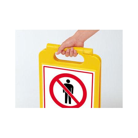 ■フロアユニスタンド 持ち運びに便利な取っ手付き