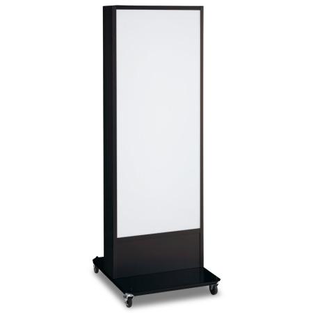 ■ADO-900NE-LED・ブラックの本体写真。※板面のデザインは含まれておりません。