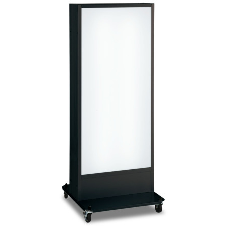 ■ADO-920NE-LED・ブラックの本体写真。※板面のデザインは含まれておりません。
