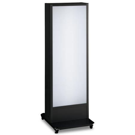 ■ADO-930NE-LED・ブラックの本体写真。※板面のデザインは含まれておりません。
