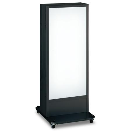 ■ADO-940NE-LED・ブラックの本体写真。※板面のデザインは含まれておりません。