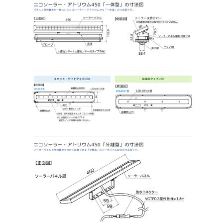 ■ニコソーラー・アトリウム図面
