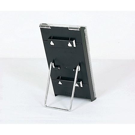 支え脚使用時:折りたたみ式のスタンドでカウンターや卓上でお手軽にご使用いただけます。