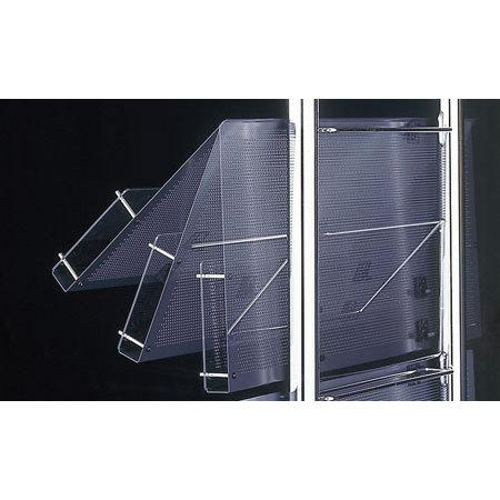 ■MR-13・23・25用ラック部/ラック部は写真のように3段階に角度を変えることができる角度調節機能付です。