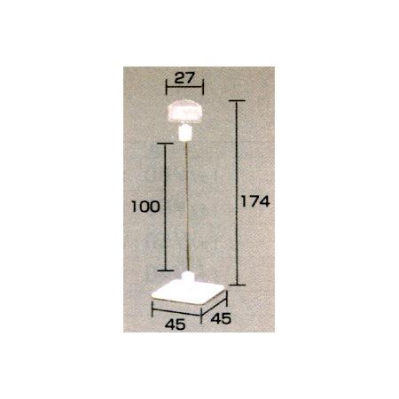 ■寸法図/カードスタンド(TGシートタイプ)