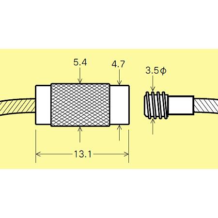 ■寸法図/ワイヤーリング