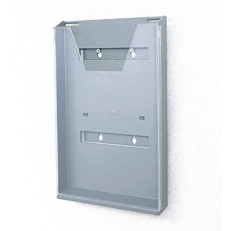 壁付け時:壁面への取付も考慮した設計になっています。ビスなどで取付可能です。