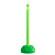 パステルチェーンポール(注水式) カラー:グリーン (30503GRN)