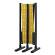 プラスチック製 伸縮フェンス カラー:イエロー (60066-01)