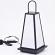 LEDランプ式京行灯 (屋外用行灯看板) Lサイズ