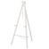 三角イーゼル Ver2.0 ホワイト
