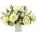 シンシア (壁掛タイプ) (造花) 高さ32cm 光触媒 (672A80)