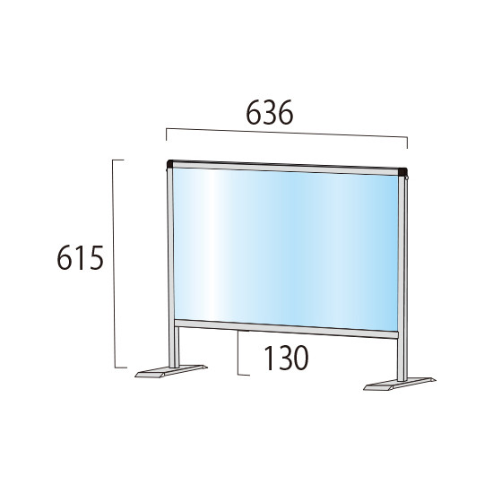 ■450×600(通常タイプ) 寸法図