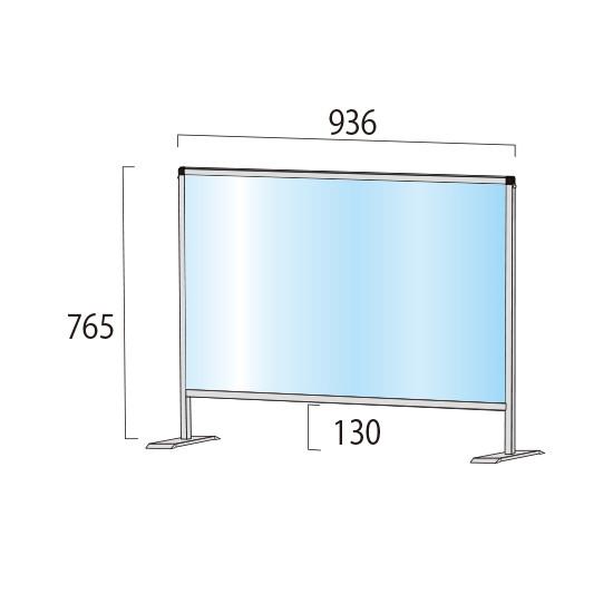 ■600×900(通常タイプ) 寸法図