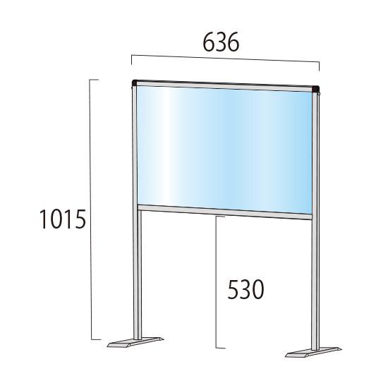 ■450×600(ハイタイプ) 寸法図