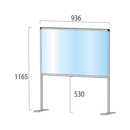 ■600×900(ハイタイプ) 寸法図