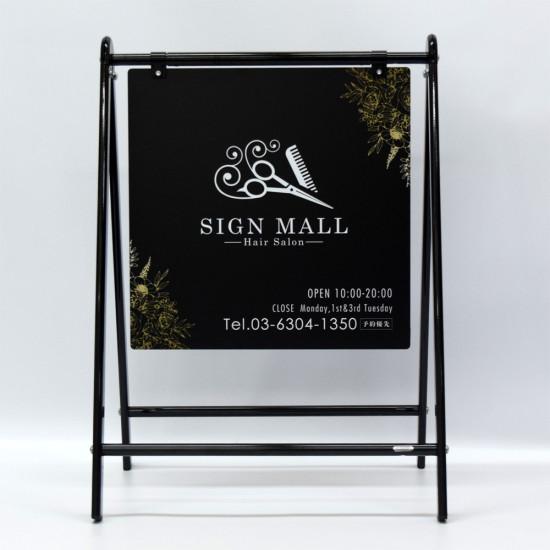 ■美容室をはじめ、サロン系に人気の看板です。