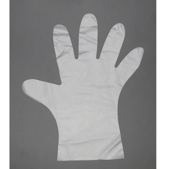 ■ナチュラル ストレッチポリ手袋製品写真