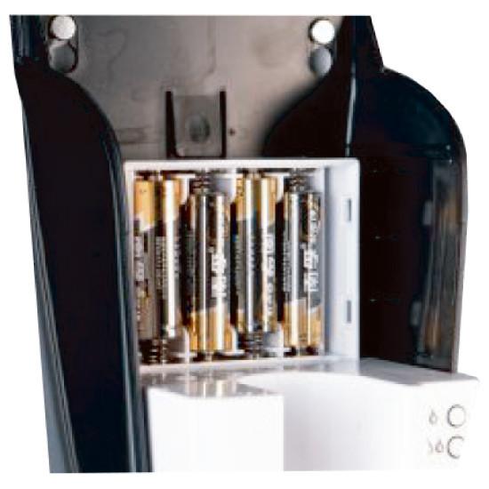 ■乾電池(単3×5本)タイプ※乾電池別売