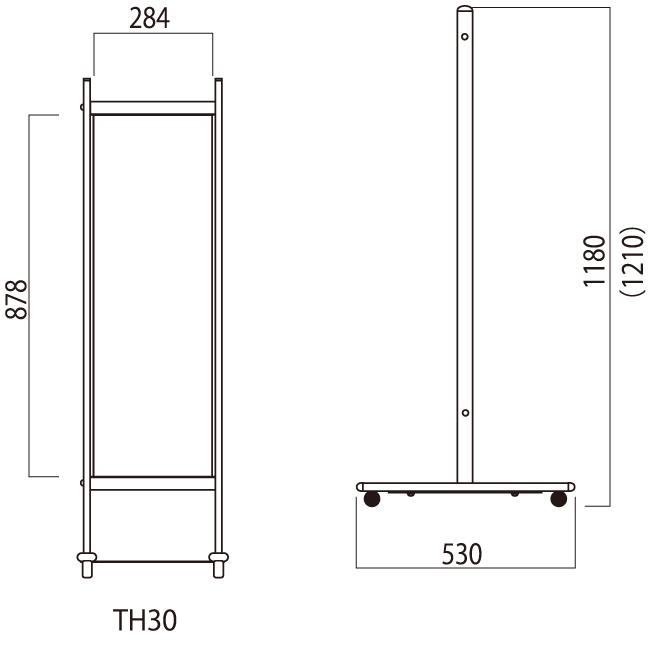 ■タッチ30 シリーズ 図面