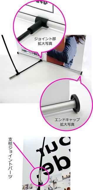 ■バナースタンド詳細写真